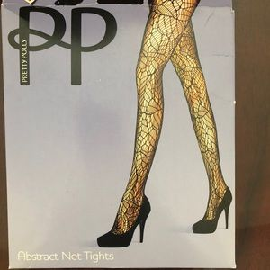 PRETTY POLLY | Abstract Net Tights